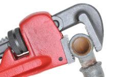 ¿Sabrías utilizar una llave grifa grande adecuadamente?