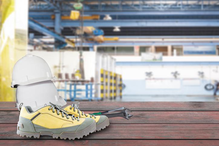 zapato de seguridad ligero