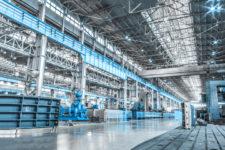 Medidas de seguridad en maquinaria en la industria del metal